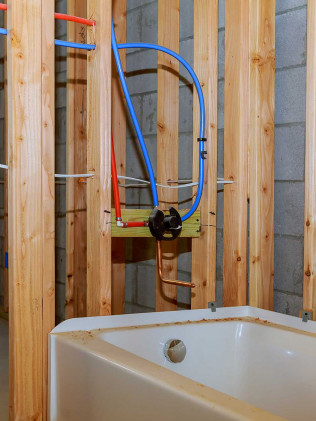 Kitchen & Bathroom Plumbing Remodeling